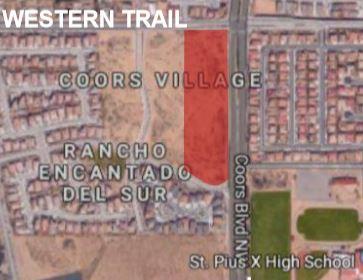 Presbyterian medical center proposed | Albuquerque West Side